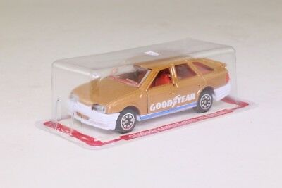 Guisval; Ford Sierra; Metallic Gold, 'Good Year'; Excellent Sealed in Pack