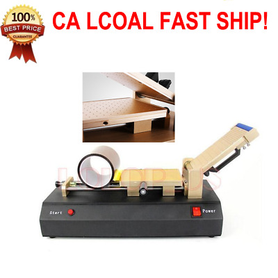 Manual OCA Glass Film Laminating Machine Built-in Vacuum Pump for iPhone TBK761