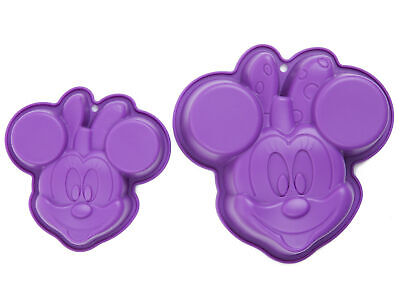 68218 Disney Minnie Backform Silikonform Kuchenform Violett 2