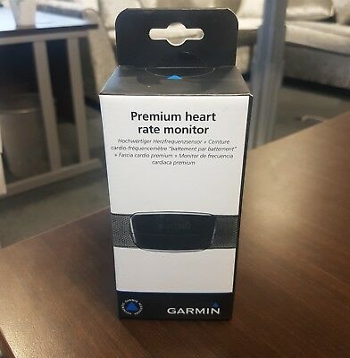 Garmin Premium Heart Rate Monitor & Soft Strap HRM Replacement Edge Forerunner