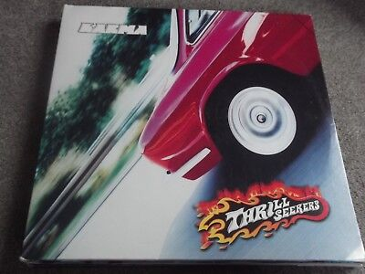 Karma - Thrill Seekers 1999 2Lp Gatefold Downtempo Electronica