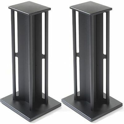 Partington Super Dreadnought Speaker Single Stand- 50% OFF Black RRP £125