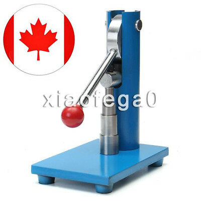 6mm Manual Hnad Punch Tablet Press Making Machine Pill Maker Pressing Lab Use CA