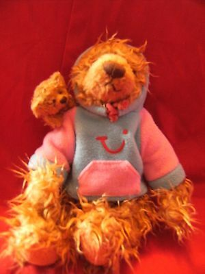 "Russ Berrie "" Hattie "" Bear World Of Tui Soft Toy 11"""
