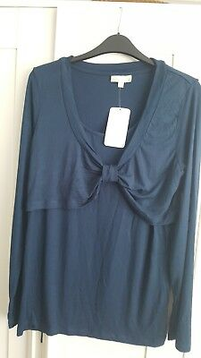 Jojo maman bebe nursing feeding top BNWT