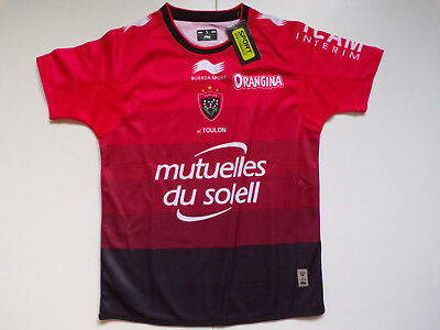 Maillot Shirt Toulon Rct Rugby