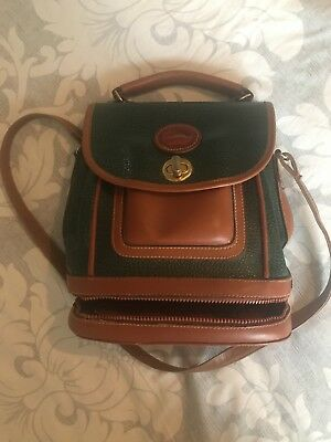 Dooney And Bourke Satchel Handbag