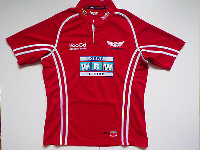 Maillot Shirt Scarlets Rugby Taille Size L