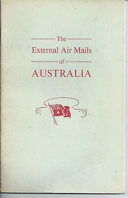 External Air Mails of australia Handook