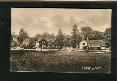 Postcard ,Ockley Green, Pub.FRITH.1910.