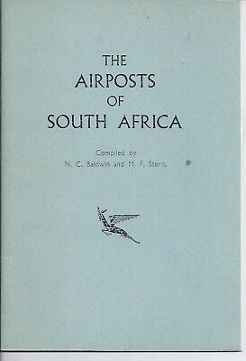Airposts of South Africa by Baldwin