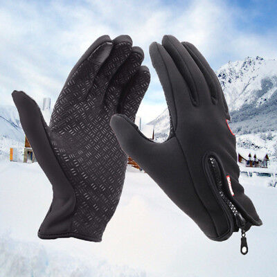 Top Selling winter sport windstopper ski gloves warm riding Motorcycle gloves