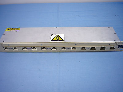 Patchfeld CAT 5/7 auf 9-Pin, RS-422 z.B. SONY Remote