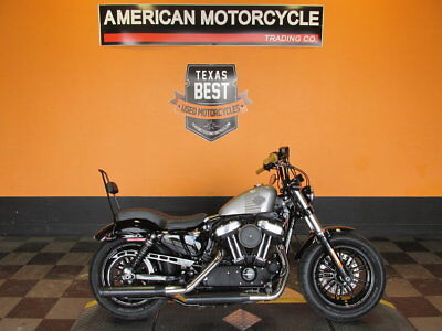 Harley-Davidson Sportster 1200  2016 Harley-Davidson Sportster 1200  Fourty–Eight - XL1200X Only 2,312 Miles