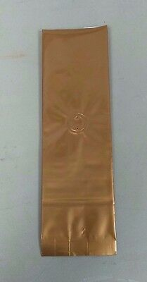 8-10oz Copper Valve Bags for Coffee 450 ct free shipping