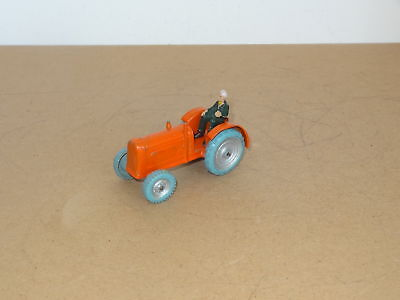 Vintage Model Farm Tractor by Benbros Ltd London c1950s