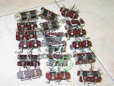 18 Oo Gauge Or Nm Gauge  Points Motors