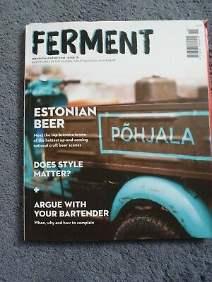 Ferment Issue 15 Global Craft Alcohol