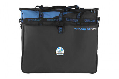 Preston World Champion Tray And Net Bag NEW Coarse Fishing Carryall