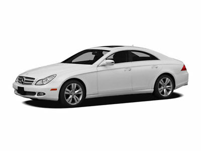 2009 Mercedes-Benz CLS-Class CLS550 4dr Coupe 5.5L 2009 mercedes benz cls 550 coupe sedan navigation low miles used grey 5.5l rwd