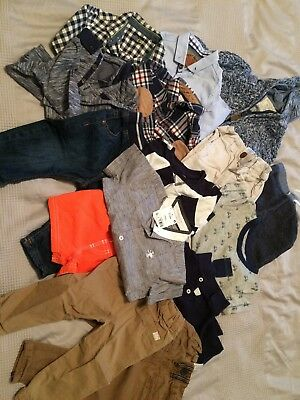Baby Boy Bundle 6-9 Months great used condition. Hardly worn. Mainly next items