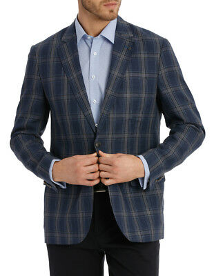 NEW Jeff Banks Blazer Blue