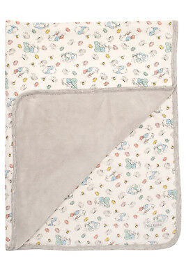 NEW Peter Rabbit Bunny Rug White