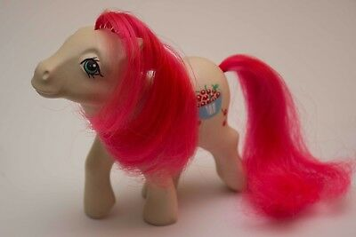 My Little Pony G1 Cherry Treats Sweetberry Pony 1980s