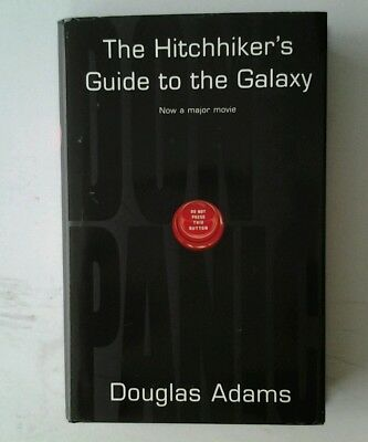 The Hitchhiker's Guide to the Galaxy Douglas Adams Signed Orion Gollancz 2005