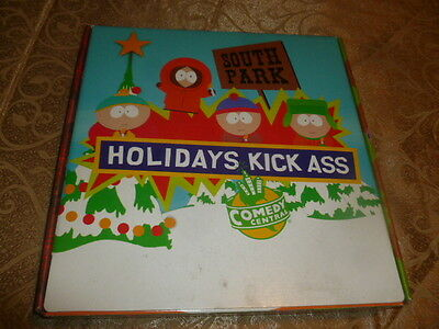 South Park Promotional Holidays Kick Ass Video Store Cardboard Box Howdy Ho!