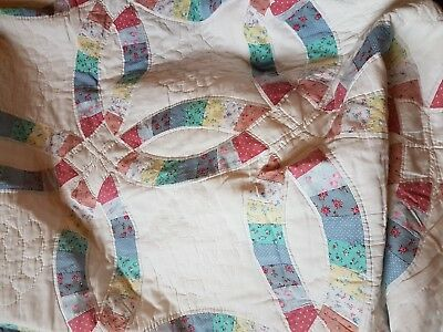 lightweight quilted cotton bed spread/quilt