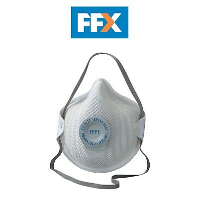 MOLDEX CLASSIC SERIES FFP1 NR D Valved Mask (Pack of 20) MOL2365 ... df5842917bd8