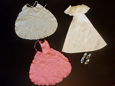 Vintage Kenner Cover Girl Darci Fashion Doll Clothes Lot ~