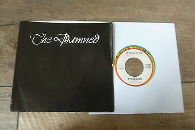 The Damned - Dr.Jekyll & Mr. Hyde 1981 USA 45 IRS PUNK/KBD
