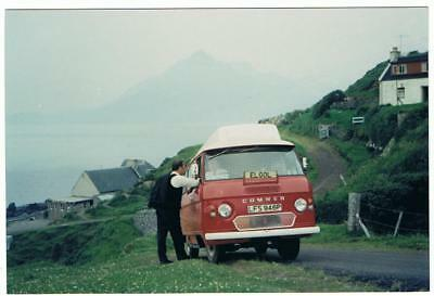 Unused Royal Mail Post A Photo P/C Elgol Postal Service, Skye