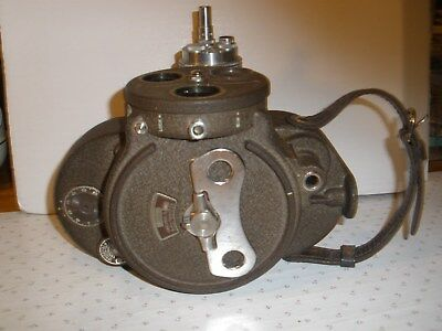 Old Bell & Howell 16mm, 70-DL Filmo Movie Camera - for parts