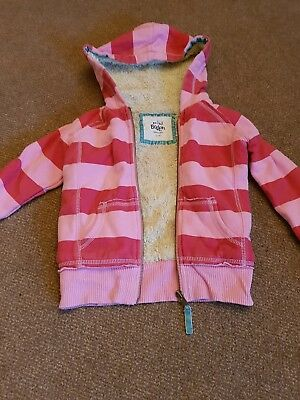 Mini Boden girls jacket age 3-4 years