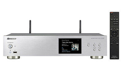PIONEER N-30AE-S Reader network with wifi dualband, Airplay, Bluetooth, streamin
