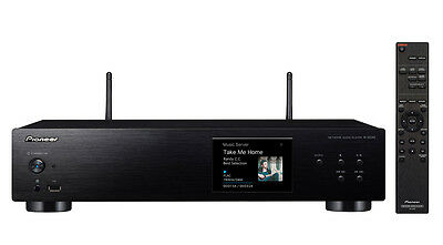 PIONEER N-30AE-K Reader network with wifi dualband, Airplay, Bluetooth, streamin