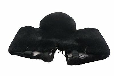 Nature of Merino Sheepskin Western Saddle Seat Saver With Extra long Flap 2006