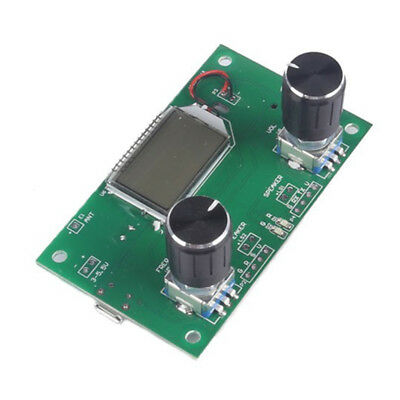 DSP and PLL Digital Stereo FM Radio Receiver Module 87-108MHz With Case P8Y N2M3