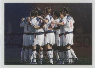 2006 Panini World Cup Goal Masters #GM3 USA National Team U.S.A. Soccer Card