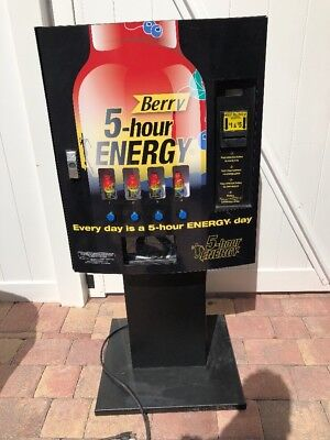 5 Hour Energy Vending Machine