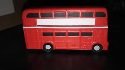 Tait Communications Red Bus