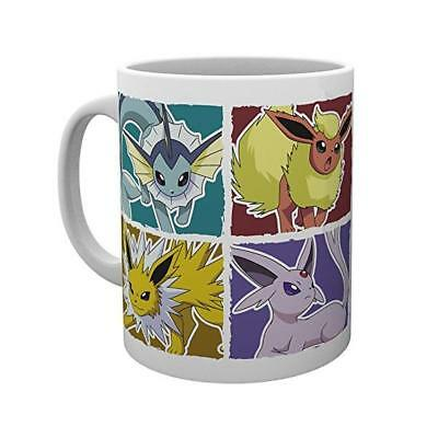 Merchandising Pokemon - Eevee Evolution (Tazza)
