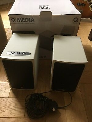 Q Acoustics BT3 Compact Speakers