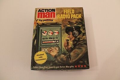Action Man Politoy Field Radio Pack