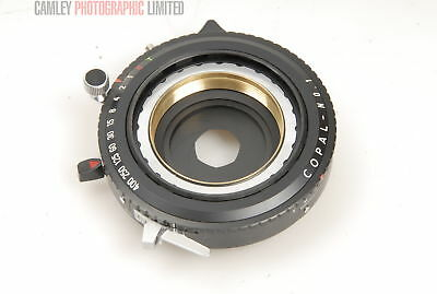 Copal #1 Shutter for 41.6mm Hole. Condition - 3E [6638]