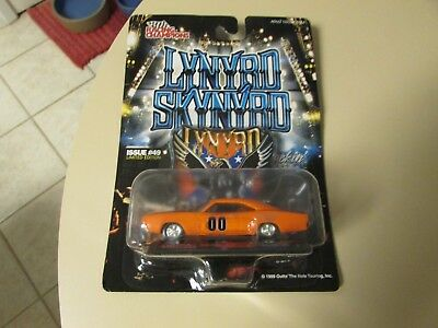 RACING CHAMPIONS LYNYRD SKYNYRD Hot Rockin' Steel Die Cast Car