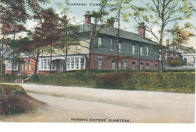 Curragh Camp Nursing Sister's Quarters
